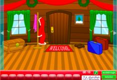 Игра Игра Побег из зимнего домика