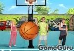 Игра Баскетбол в городе