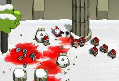 Игра Коробкоголовый: рождественский кошмар