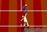 Играть бесплатно в Теннисный матч