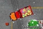 Игра Припаркуй грузовик Санты