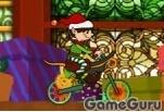 Игра Мотоцикл для эльфа