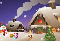 Игра Рождественские отличия