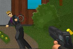 Игра Супер полицейские