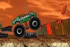 Игра Гигантские грузовики