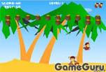 Играть бесплатно в Бешеные обезьянки