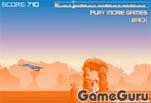 Игра Полеты в каньоне