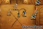 Играть бесплатно в Приключения в пирамидах