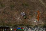 Игра Защита с помощью танка