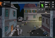 Игра Игра Стрелялка на базе террористов