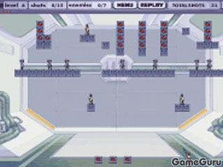 Игра Стрелялки: рикошет