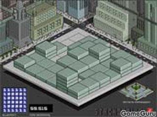 Игра Постройте из блоков