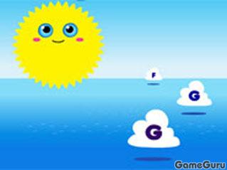 Игра Солнечные АБВ