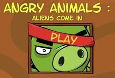 Игра Злые животные