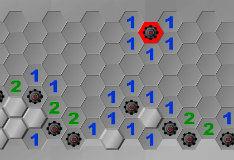 Игра Околдованные мины