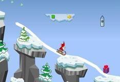 Игра Снежные линии