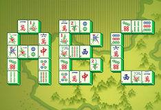 Игра Империя маджонг