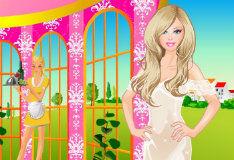 Игра Невеста Барби