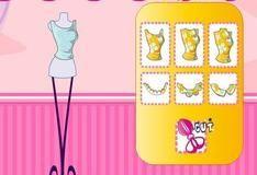Игра Дизайнер одежды Барби