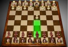 Игра Шахматы Обамы