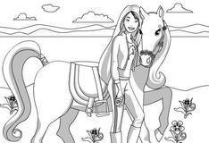 Игра Май литл пони: Барби и пони