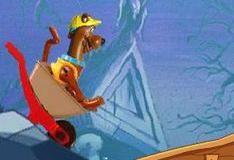 Игра Скуби Ду : падение конструкции