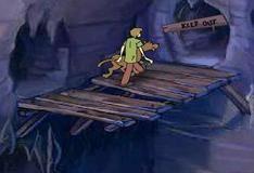 Игра Скуби Ду: Жуткие пещеры