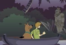 Игра Скуби Ду: сильное течение