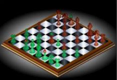 Игра Флеш шахматы