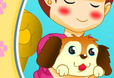 Игра Счасливый щенок