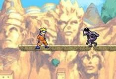 Игра Основные битвы Наруто