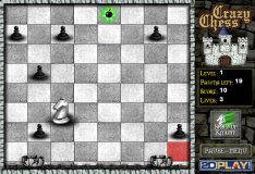 Игра Шахматы Сумасшедшие