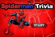 Игра Человек паук - Тривиа