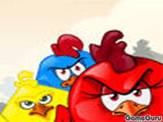 Игра Злые птицы 2