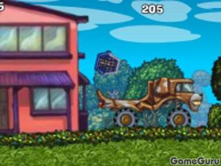 Игра Любимый грузовик