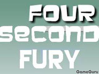 Игра Четыре секунды ярости