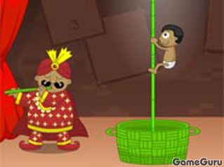 Игра Фокусник из Индии