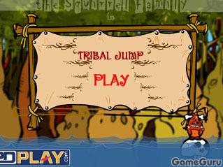 Игра Прыжки племени