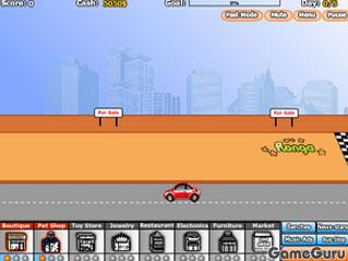 Игра Торговая улица
