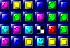 Игра Магические блоки