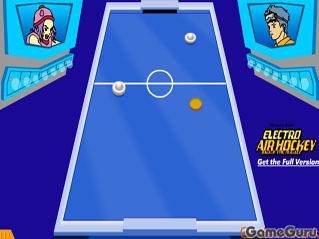 Игра Воздушный хоккей  4