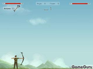 Игра Основной лучник 2