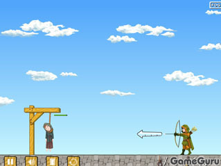 Игра Спаситель Робин