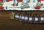 Игра Голодный червяк