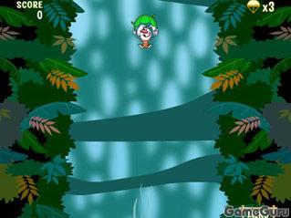 Игра Удар в джунглях