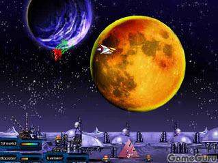 Игра Командор в космосе