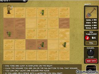 Игра Золотой робот