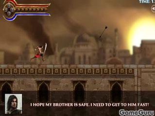 Игра Принц Персии: Арена
