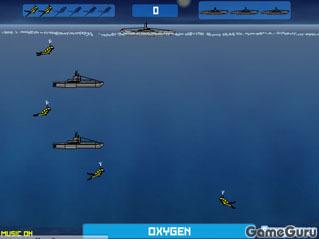 Игра Опасная глубина
