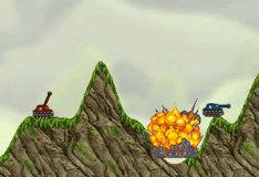 Большая битва танков: играть двоем